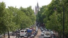 Brytyjczyków częściej zabijają spaliny niż samochody