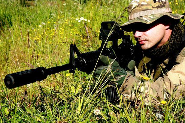 W ramach budżetu obywatelskiego proponują wojskowe szkolenia freeimages.com
