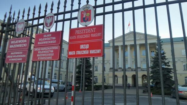 Ratusz przygotowuje się do referendum Tomasz Zieliński / Tvnwarszawa.pl