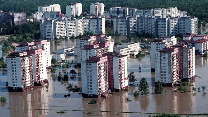 To już 18 lat od Powodzi Tysiąclecia