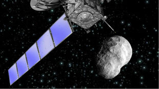 Rosetta obrała kurs na kometę. Dogoni ją za jedenaście tygodni