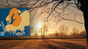 Prognoza na luty, marzec i kwiecień dla Europy. Co przewidują Amerykanie