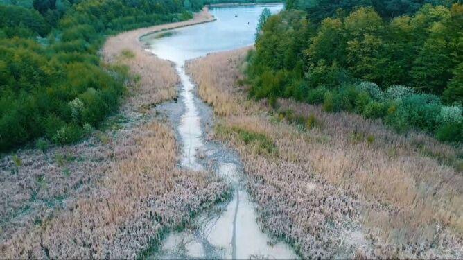 Pusto w kranach, <br />a jeziora znikają z mapy Polski