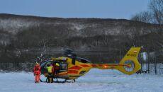 Akcja ratownicza w Bieszczadach (GOPR Bieszczady/Facebook)