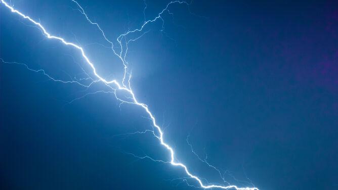 Zachowajcie ostrożność. Gdzie jest burza