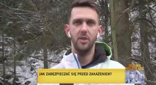 Łukasz Durajski o koronawirusie